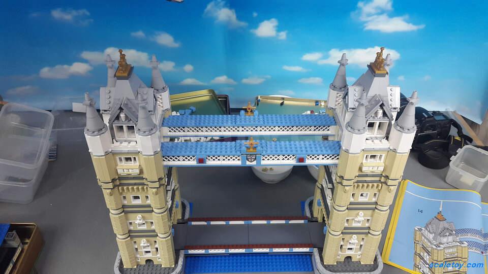 10214 伦敦塔桥
