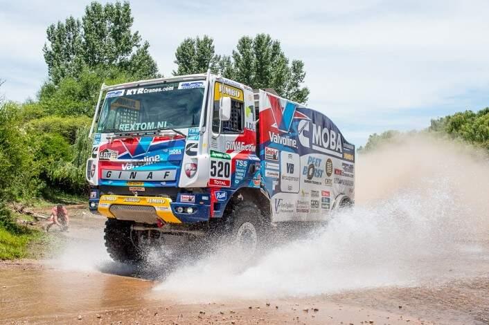 Dakar Rallye 2016 - Stage 2