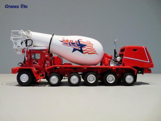 比例模型玩具天地 187 混凝土设备 Concrete