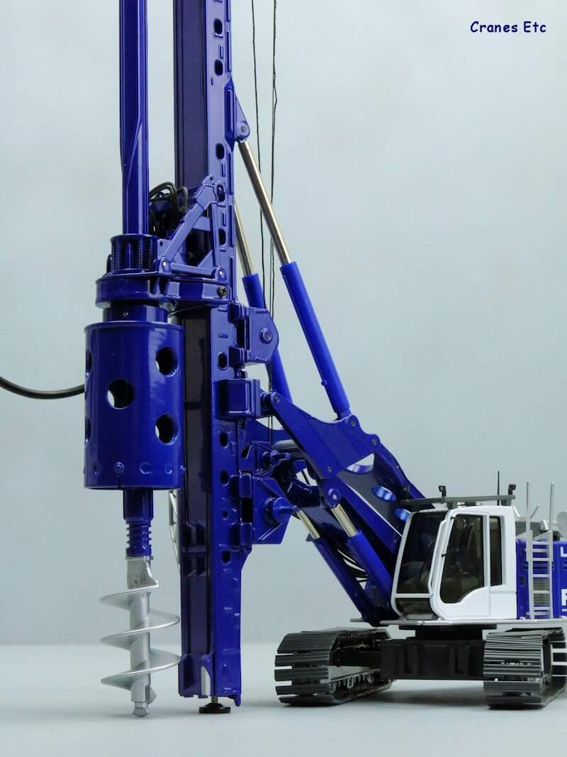 cranes etc nzg liebherr lb 28 drilling rig pst lb28 pst. Black Bedroom Furniture Sets. Home Design Ideas