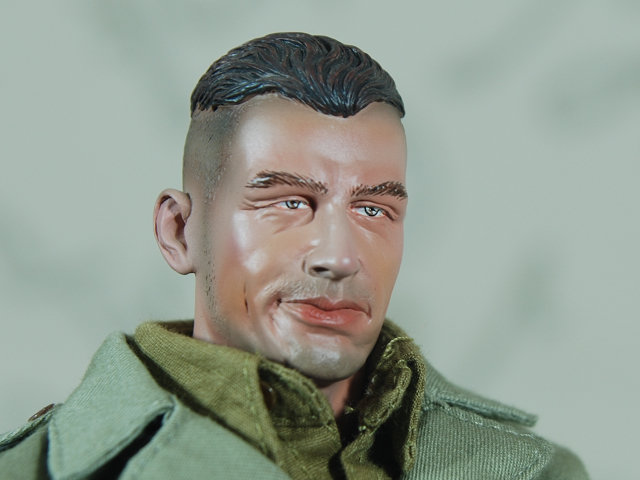 标准的美国大兵发型