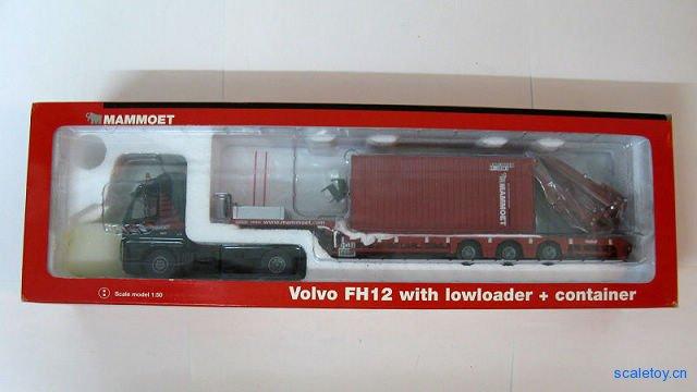 Volvo Fh12 Volvo Fh12 Br V Truck Mod Euro Truck Simulator