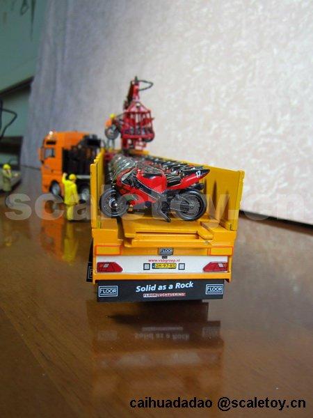 半挂玩具汽车图片