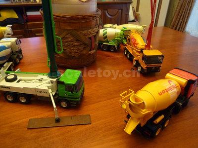 比例模型玩具天地 187 沙隆巴斯:我的混凝土车队